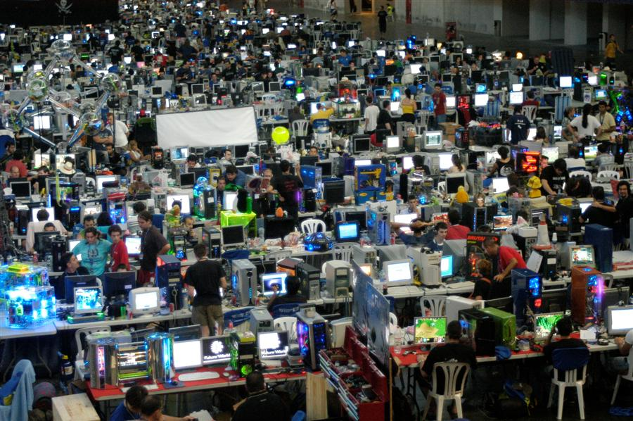 Campus Party Valencia/2007