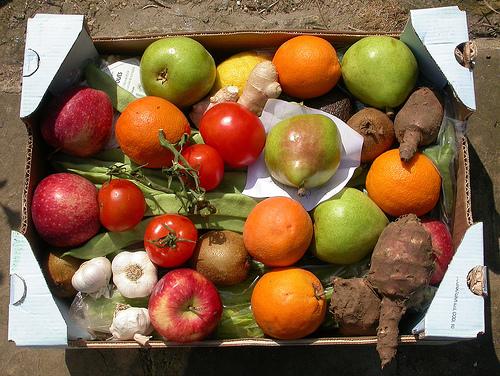 Organic Goodies