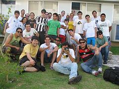 BlogCampES o povo, by Jonny Ken