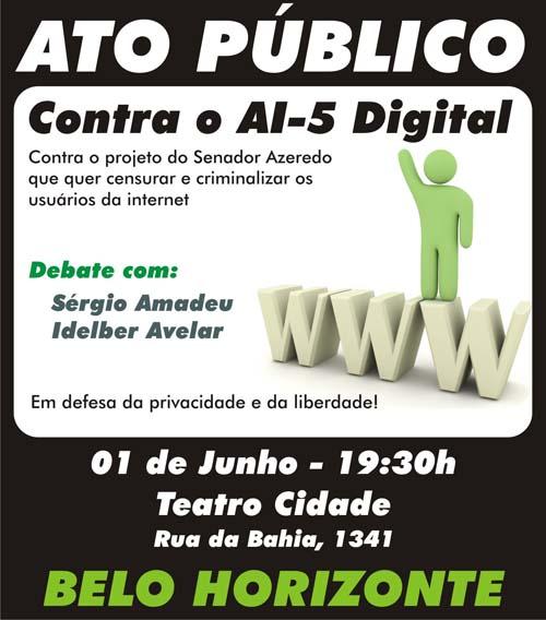ai-5 digital em Belo Horizonte