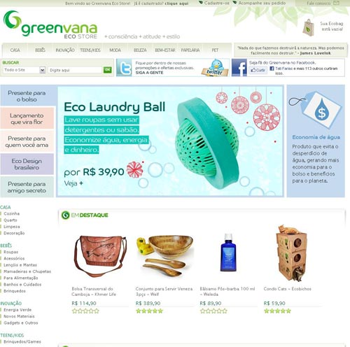 Greenvana Eco Store