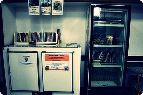 Biblioteca Livre Pote de Mel