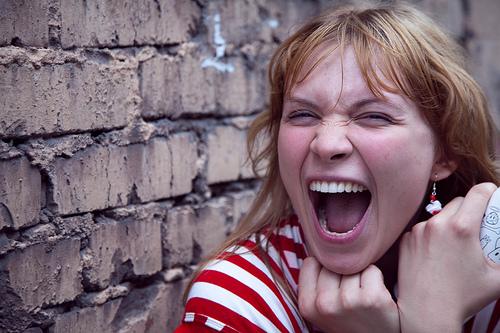 scream, Maks Karochkin, CC-BY