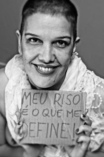 Lucia Freitas: meu riso é o que me define