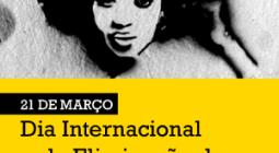 Dia Internacional pela Eliminação da Discriminação Racial, selo