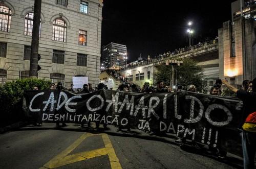 foto: Rodrigo Zaim / Mídia NINJA