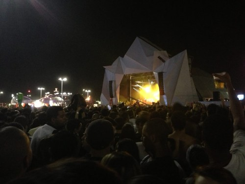 palco alternativo Rock in Rio