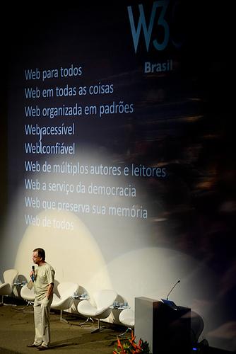 Vagner Diniz, abertura Web.br 2013