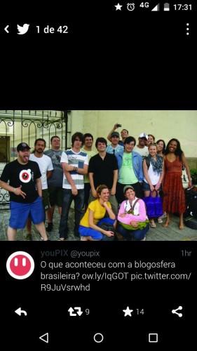 blogosfera brasileira, segundo YouPix
